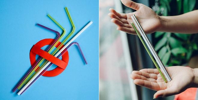 Thay ống hút nhựa bằng ống tre, inox...: Những nhược điểm không ngờ có thể gây hậu quả