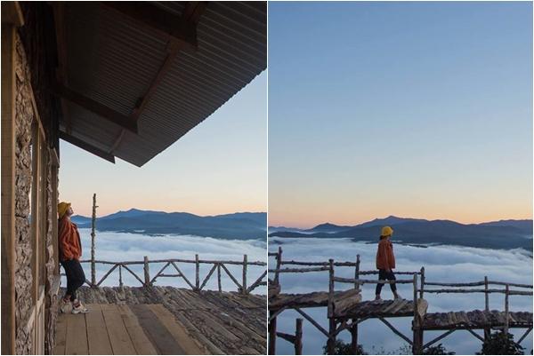 """HOT: Cầu gỗ săn mây Đà Lạt chính thức ngừng hoạt động """"không nhận khách tham quan"""""""
