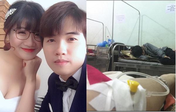 Xót xa câu chuyện của nữ họa sĩ 9x: Yêu xa 700km bị gia đình phản đối, vừa đám cưới 2 tháng phát hiện bị ung thư