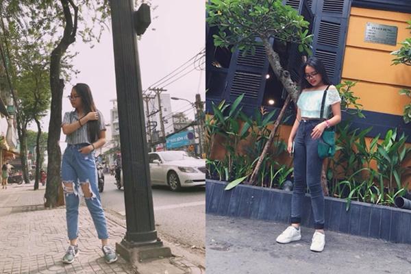 Gu thời trang tuổi 16 của Phương Mỹ Chi còn khiến một số chị em đôi mươi phải chạy dài