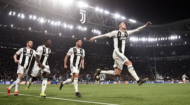 Lập hattrick vào lưới Atletico Madrid, Ronaldo có lần thứ 6 lập kỳ tích tại vòng knock-out Champions League