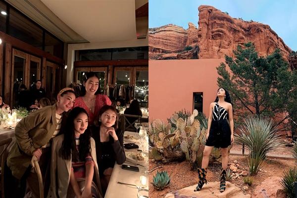 Châu Bùi chứng tỏ độ hot khi trở thành gương mặt Việt duy nhất dự show ra mắt BST xuân hè của H&M