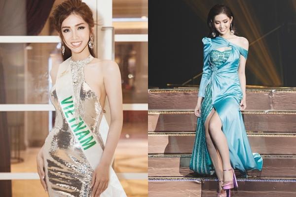 """Hé lộ kinh phí """"hạn hẹp"""" mà Nhật Hà đầu tư để dự thi Hoa hậu Chuyển giới Quốc tế, bảo sao không thể qua nổi bóng của Hương Giang"""