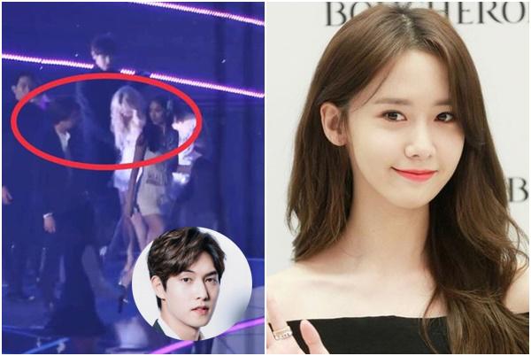 Phản ứng cứng rắn của Yoona khi bị Jong Hyun (CNBlue) lén động chạm ngay trên sân khấu
