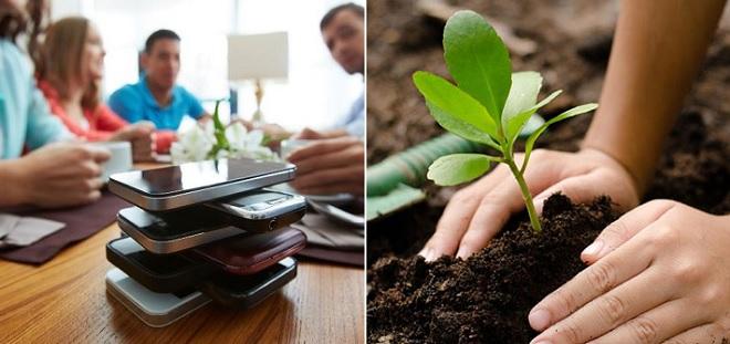 Phụ huynh chi tiền tỷ để con cái sống không smartphone trong 6 tuần, tự nuôi trồng để có cái ăn