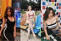 Cô nàng con lai Việt - Mỹ 2k2 sở hữu body cực chuẩn cùng gu thời trang nóng bỏng