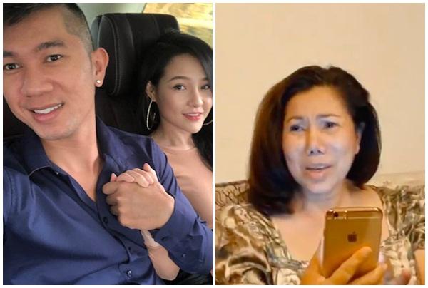 """Mẹ ruột nói chuyện từ mặt Lương Bằng Quang vì yêu """"gái hư"""" Ngân 98?"""