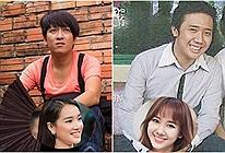 Trường Giang - Trấn Thành học hành dốt nát, nhưng lấy 2 cô vợ điểm cao chót vót, xuất sắc nhất trường!