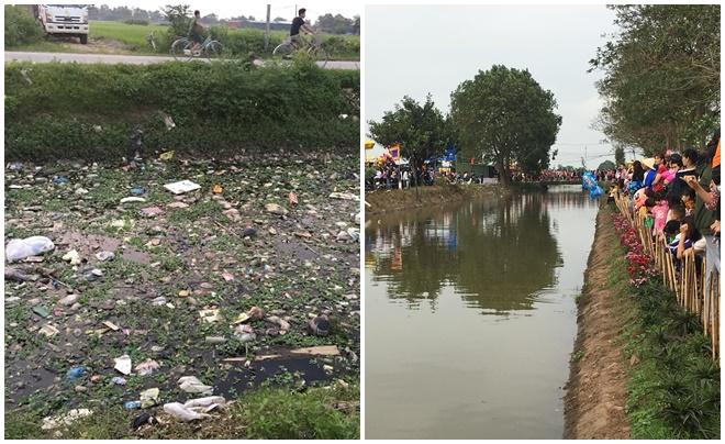"""Thêm nhiều bãi rác khổng lồ biến mất trong cơn sốt """"thử thách dọn rác"""" #ChallengeForChange"""