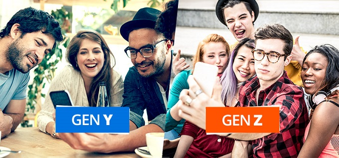 Bạn có phải là thế hệ Y? Liệu thế hệ Y sẽ nhanh chóng bị thay thế bằng thế hệ Z?