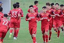 2 ngày nữa ra quân vòng loại U23 châu Á, HLV Park Hang-seo chốt danh sách đội U23 Việt Nam