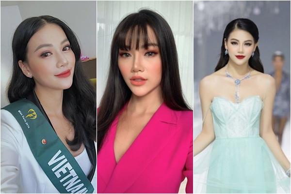 """Đăng quang chưa đầy nửa năm, nhan sắc của """"mẹ Trái Đất"""" Phương Khánh đã thay đổi quá nhiều nhờ...make-up?"""