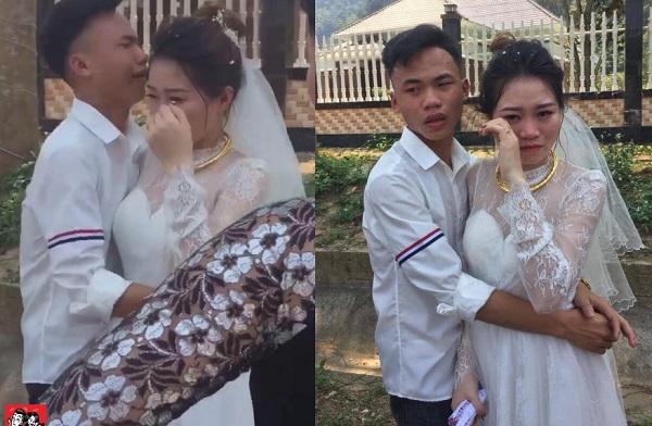 Bình thường thì cãi nhau chí chóe, đến khi chị lấy chồng, em trai mới ôm khóc nức nở đầy níu kéo