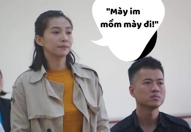 """Xưng hô """"mày - tao"""", quát tháo giữa tòa án, Lưu Đê Ly bị mỉa mai """"diễn viên mà vô văn hóa"""""""