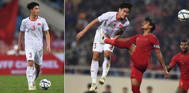 Huỳnh Tấn Sinh - Người hùng mới của hàng phòng ngự U23 Việt Nam