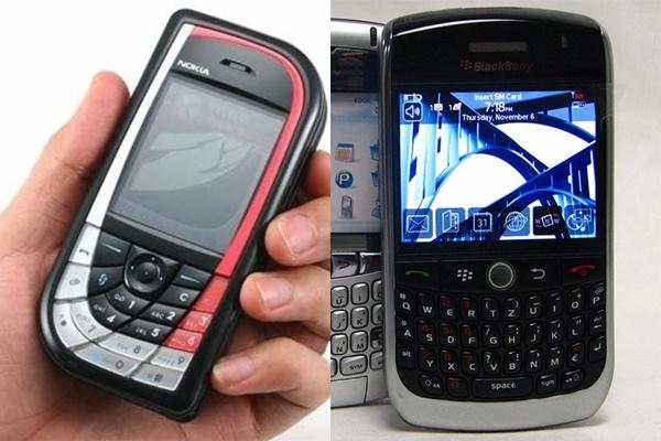 """Nếu đã từng dùng qua những chiếc điện thoại """"vang bóng một thời"""" này thì bạn đúng là đại gia rồi đấy !"""