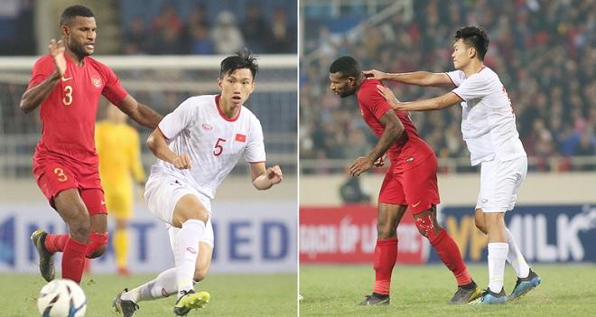 U23 Việt Nam thắng nghẹt thở U23 Indonesia, cầu thủ đội bạn tấn công Văn Hậu ngay sau trận đấu