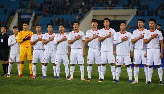Xếp áp chót trong BXH các đội nhì bảng, U23 Việt Nam buộc phải thắng Thái Lan ở trận đấu cuối cùng