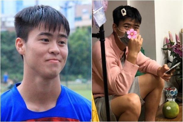 Đồng đội đang thi đấu giải U23 châu Á, Duy Mạnh âm thầm đi phẫu thuật mũi vì lý do đặc biệt