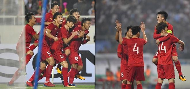Đại thắng 4-0 trước U23 Thái Lan là chiến thắng đậm nhất trong lịch sử đối đầu với người Thái