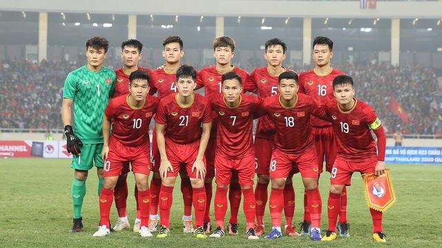 U23 Việt Nam là đại diện Đông Nam Á duy nhất vượt qua vòng loại U23 châu Á 2020