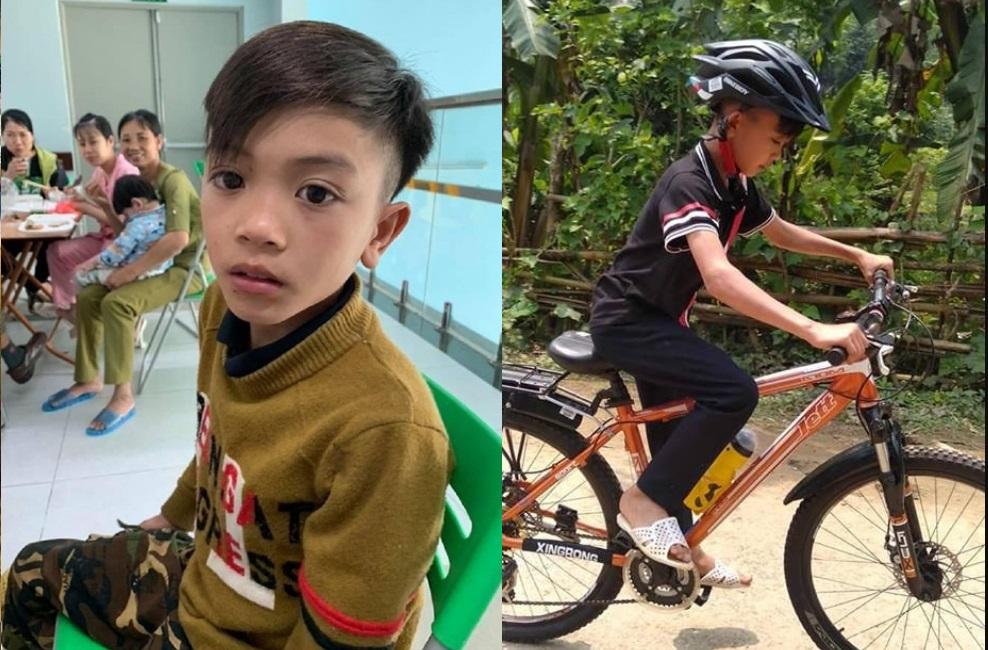 """""""Phượt thủ"""" 13 tuổi được tặng xe đạp mới, CĐM hồ hởi chúc mừng: """"Hi vọng gia đình không có bà con nào ở Cà Mau"""""""