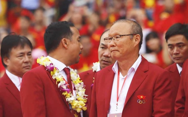 Để đảm bảo phong độ cho đội U22, thầy Park đề nghị VFF điều chỉnh các giải đấu trong nước
