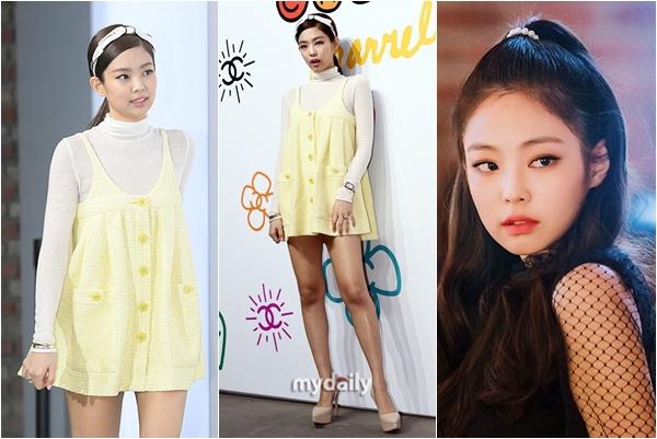 CĐM bức xúc vì Knet chê Jennie (Black Pink) mặc thảm họa lại lôi con gái Việt vào so sánh?