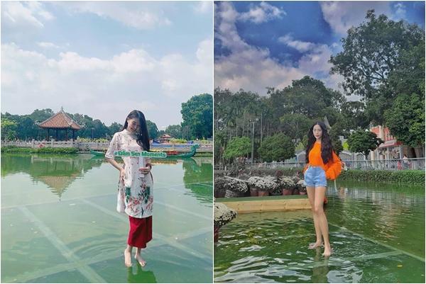 """Xuất hiện cầu tàng hình cực hot giữa Sài Gòn, giới trẻ mê mẩn đến """"lướt nước"""" như phim kiếm hiệp"""