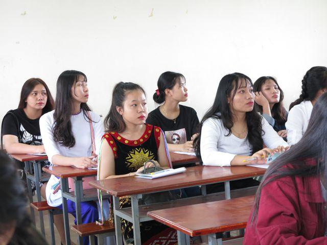 Thí sinh nói ngọng, nói lắp không được xét tuyển vào ngành đào tạo giáo viên của ĐH Sài Gòn
