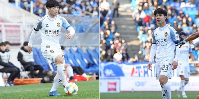 Công Phượng chơi hay khi được tung vào sân nửa hiệp đấu nhưng Incheon United vẫn thua trận