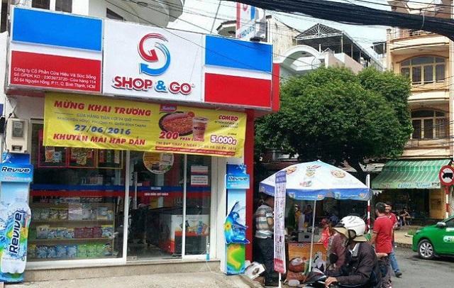 Kinh doanh thua lỗ, Shop&Go rút khỏi thị trường và nhượng lại chuỗi cửa hàng cho Vingroup với giá 1 USD