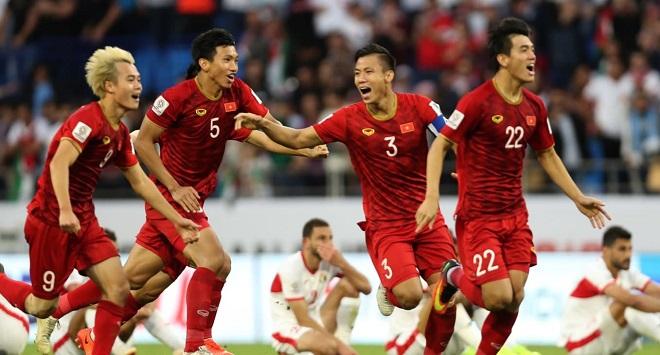 Việt Nam bỏ xa Thái Lan trên bảng xếp hạng FIFA tháng 4/2019, yên vị Top 16 châu Á