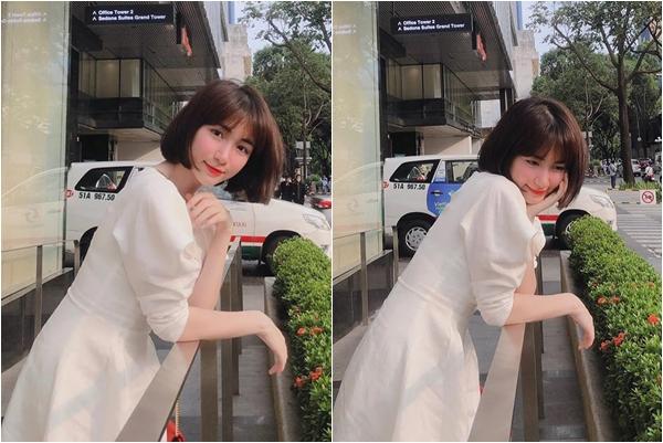 """Mới 24, Hòa Minzy khoe tóc ngắn được fan khen """"trẻ ra cả chục tuổi"""""""