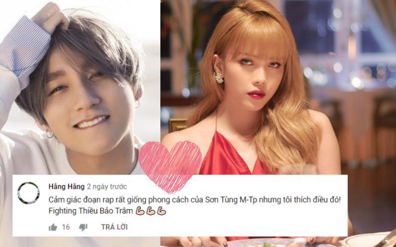 """Khôn như Thiều Bảo Trâm, """"lén"""" gửi thông điệp cho Sơn Tùng ngay trong MV mới ra mắt?"""