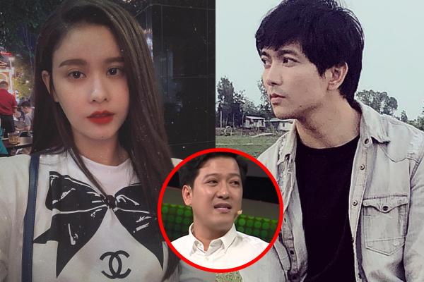 Trường Giang bị chỉ trích vô duyên khi ép Trương Quỳnh Anh nhắc tên chồng cũ dù cô khó chịu?