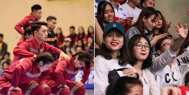 Lễ bế mạc giải thể thao sinh viên VUG trở thành nơi đọ sắc của dàn trai xinh, gái đẹp Hà Nội