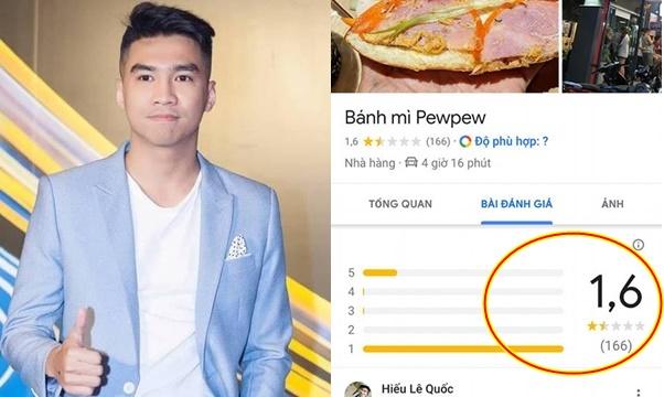 Đại chiến Khoa Pew và Khoa Pug: Chỉ 1 status về Khoa Pug, bánh mì PewPew bị hàng nghìn vote 1 sao, tụt hạng trầm trọng