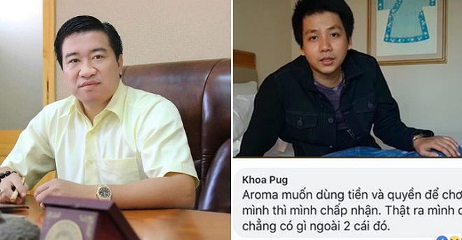 Sau vụ Khoa Pug - Aroma, Hưng Thịnh Corp lên tiếng về mối quan hệ giữa chủ tịch và nhân vật chính