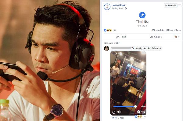 """Vừa để mối quan hệ """"Tìm hiểu"""" trên Facebook sau khi giải nghệ để...kiếm bồ, PewPew đã lộ hình ảnh hẹn hò cùng gái lạ?"""