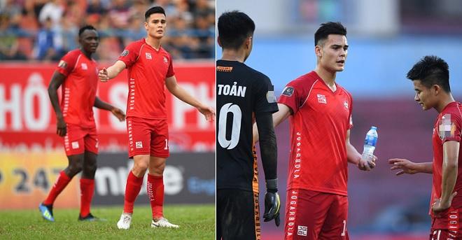 Trung vệ Adriano Schmidt (Hải Phòng) - Chàng cầu thủ Việt kiều điển trai mới nổi