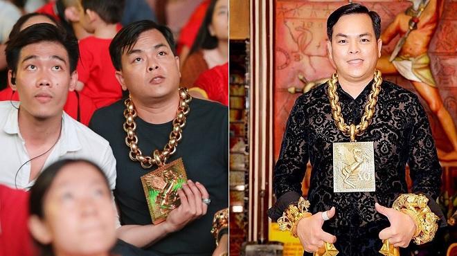 Phúc XO là ai, làm gì mà đeo vàng nhiều nhất Việt Nam và cuối cùng sa vòng lao lý?