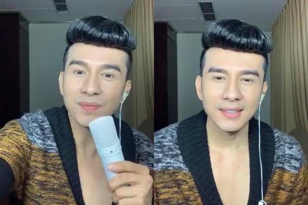 """Anh Bo Đan Trường đã trẻ nay muốn trẻ hơn với mái tóc """"củ hành, củ tỏi"""" đáng yêu hết nấc"""