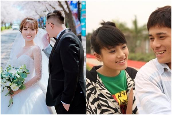 """Linh """"cute"""" tung ảnh cưới xinh ngất ngây tại Hàn Quốc, kể chuyện yêu cậu bạn thân 5 năm ngọt ngào"""