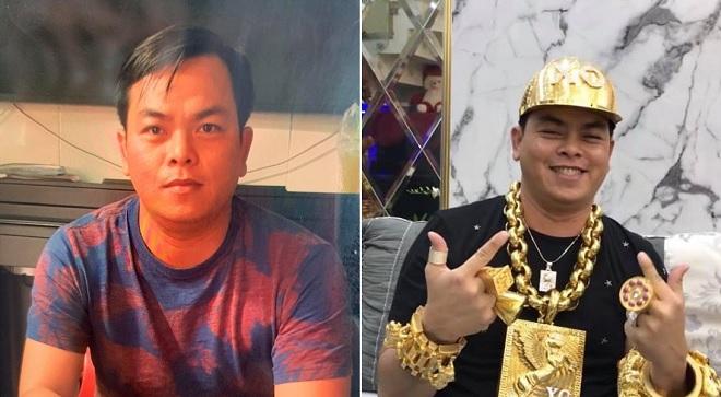 Hóa ra Phúc XO đeo vàng giả để đánh bóng tên tuổi tạo đà kinh doanh cho quán karaoke