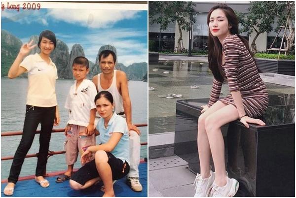 Hòa Minzy đăng ảnh 10 năm trước khoe chiều cao nổi trội, không ngờ bị CĐM mỉa mai thế này!