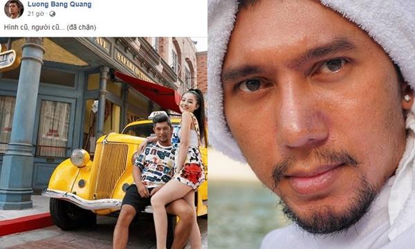 """Vừa rủ nhau đi thẩm mỹ, Lương Bằng Quang và Ngân 98 đã rộ nghi án chia tay, tuyệt tình đến mức """"đã chặn FB"""""""