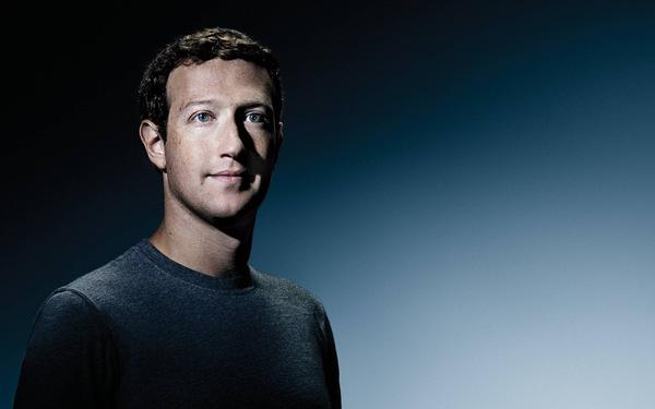 Ảnh 1: Mark Zuckerberg bị mù màu