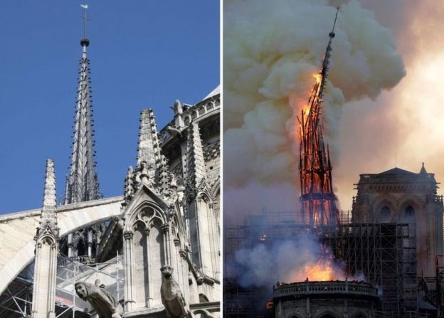 Những bảo vật của Nhà thờ Đức Bà Paris bị cháy khiến cả thế giới nuối tiếc