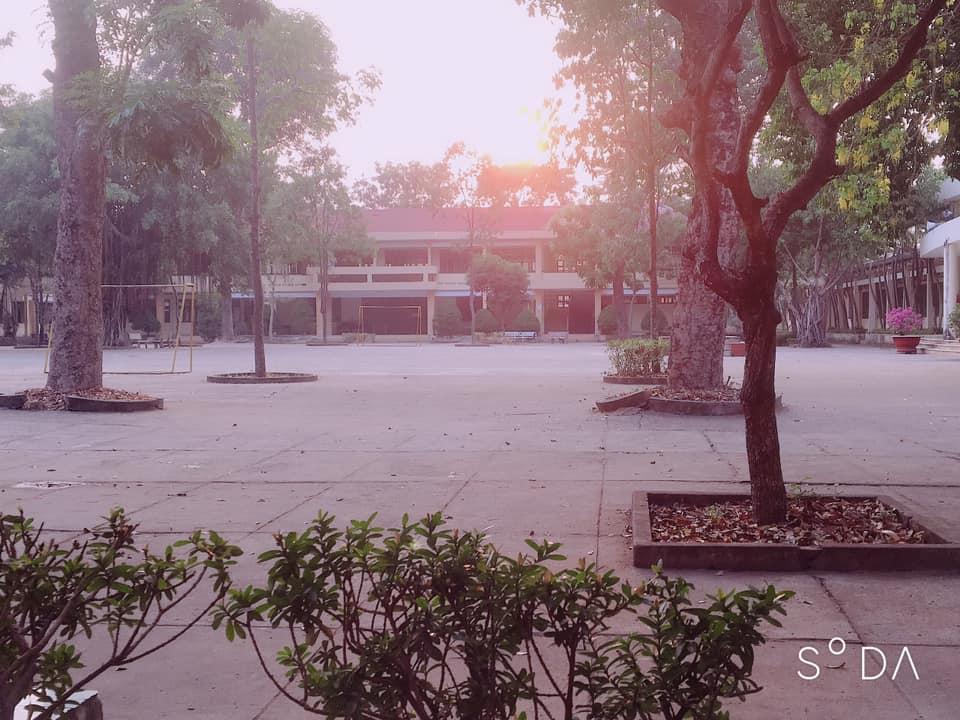 Ảnh 2: Ảnh đẹp về mái trường